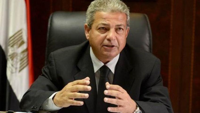 وزارة الرياضة توافق على تحمل جزء من سفر الفراعنة إلى الكونغو
