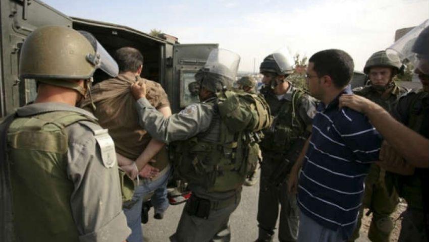 الجيش الإسرائيلي يعتقل شابين تسللا من غزة