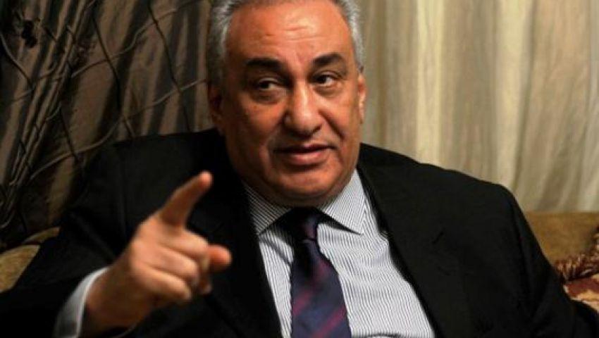 نقابيون: عاشور يبحث عن منصب سياسي