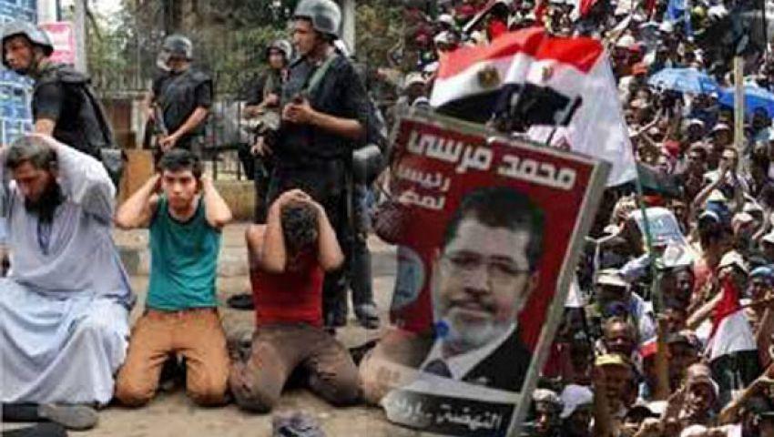 الإخوان تدرس تجميد المظاهرات مقابل وقف الاعتقالات