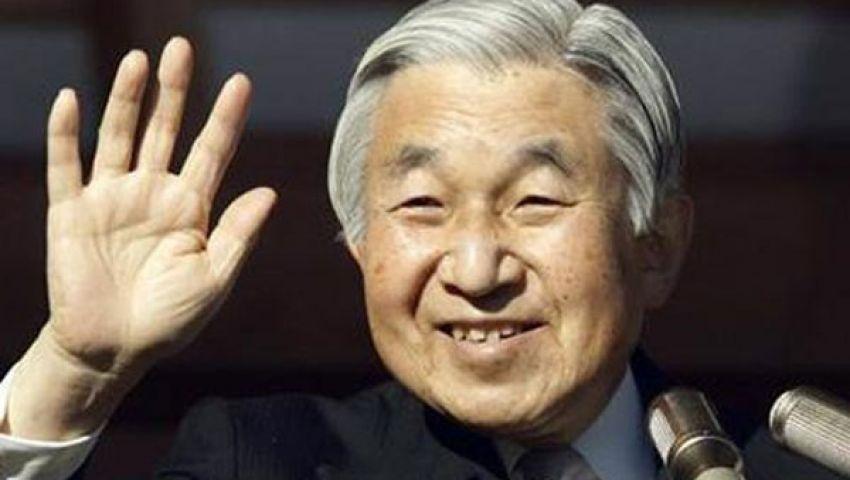 إمبراطور اليابان يزور الهند في 30 نوفمبر