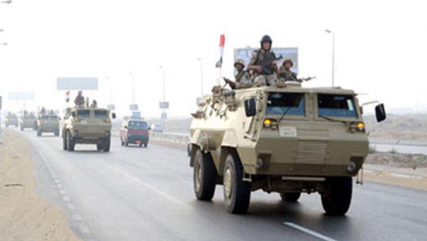 مقتل وجرح 20 مسلحا بسيناء