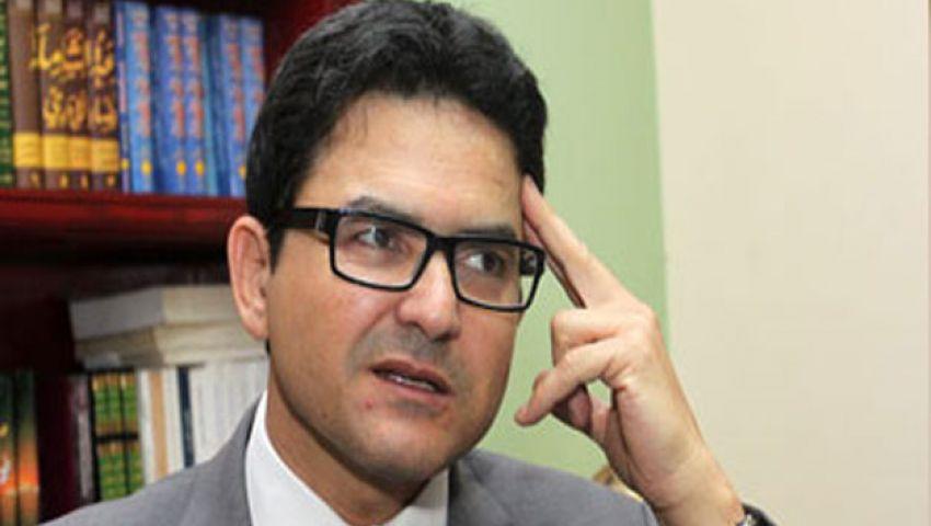 فصل محمد محسوب من جامعة المنوفية