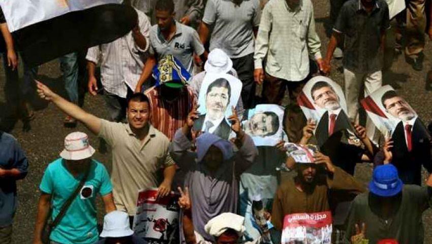 مسيرات في 13 محافظة رفضا لخطاب السيسي