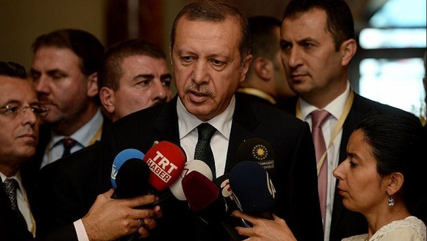 أردوغان: تحرير رهائن القنصلية نجاح سيسجله التاريخ