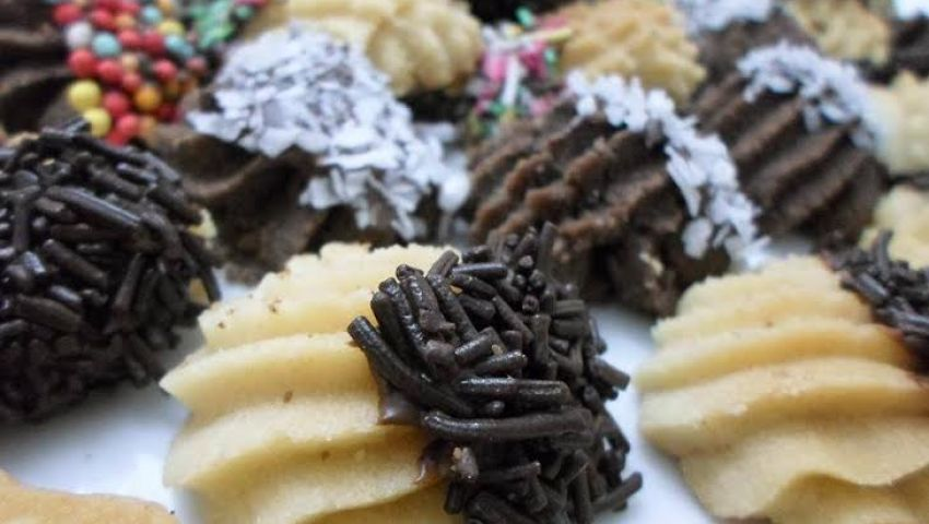 طريقة عمل بيتي فور العيد