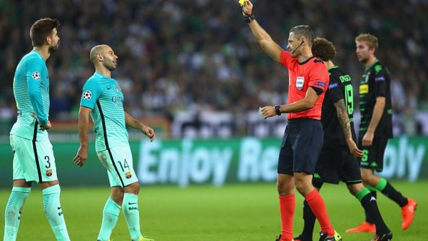 فيديو.. بيكيه يسجل هدف برشلونة الثاني أمام مونشنجلادباخ