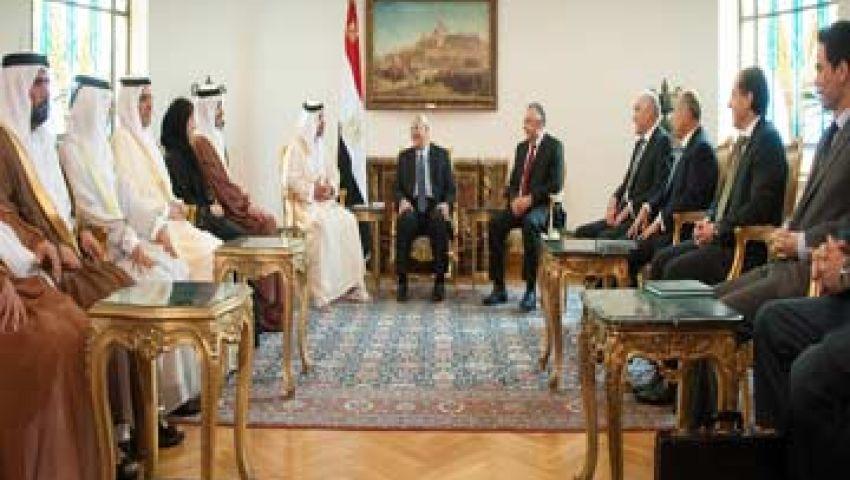 8 مليارات دولار مساعدات إماراتية وسعودية لمصر