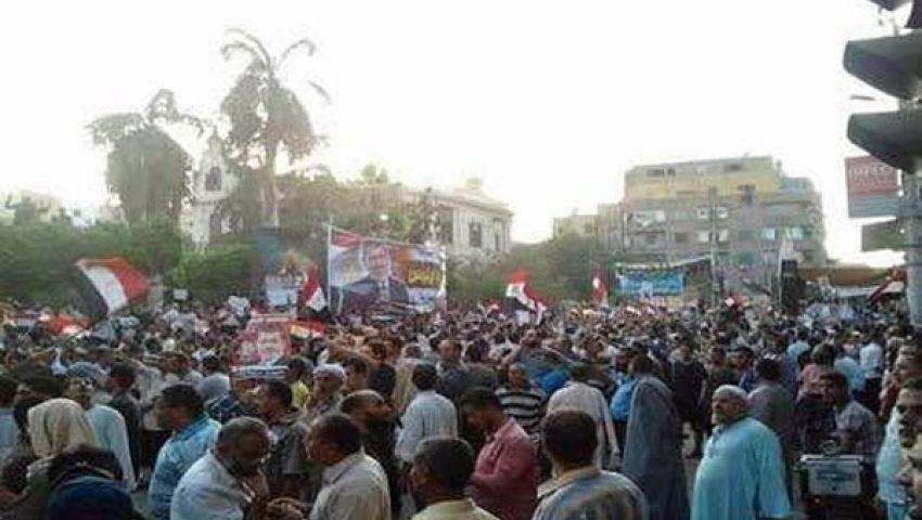مدير أمن المنيا: لا نخطط لفض اعتصام بالاس