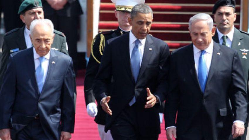 أوباما يتوجه إلى القدس للمشاركة في تشييع جثمان بيريز