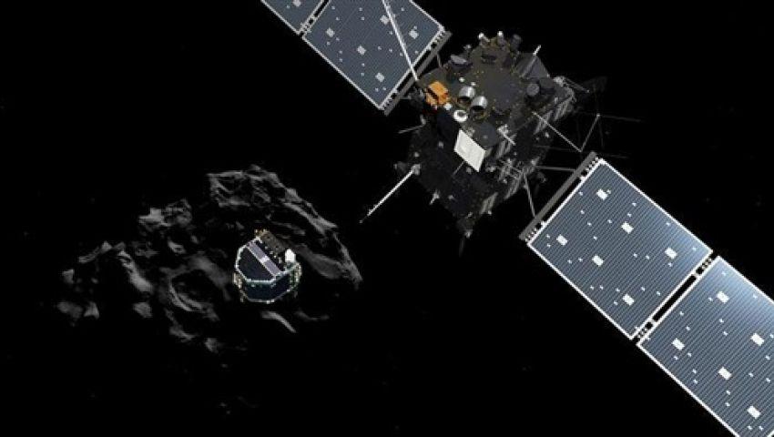فيديو.. انتهاء عمل مركبة رشيد الفضائية
