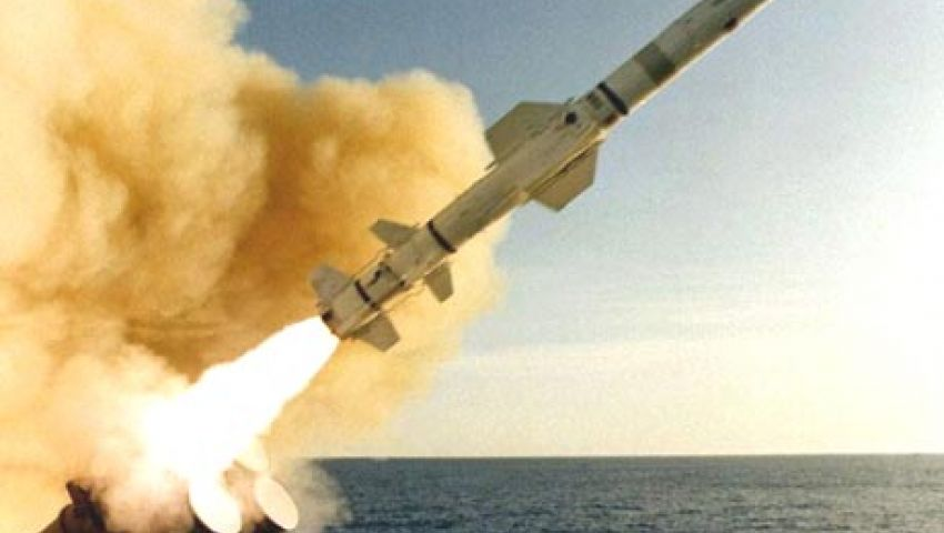 فيديو..أمريكا تقصف داعش بصواريخ  توما هوك