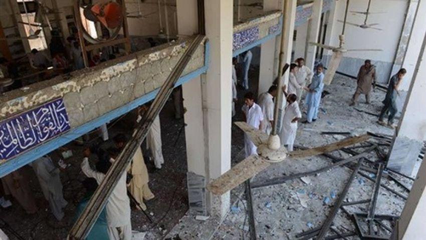 قتيلان بهجوم على مسجد للشيعة في باكستان