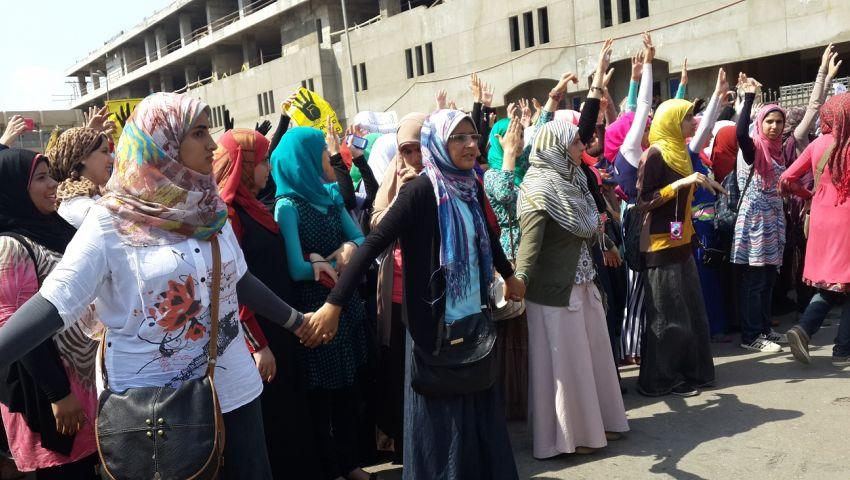 طلاب الإخوان يدعون لانتفاضة غدًا بجامعة القاهرة