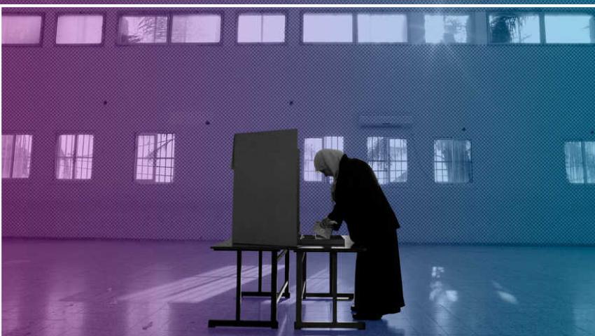 كاميرات المراقبة.. وسيلة نتنياهو لإبعاد الناخبين العرب