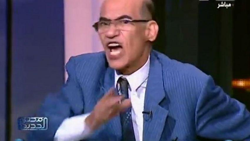 فيديو.. قنديل: انت خدام سلطة.. وبغدادي: وانت لا تساوي 3 مليم