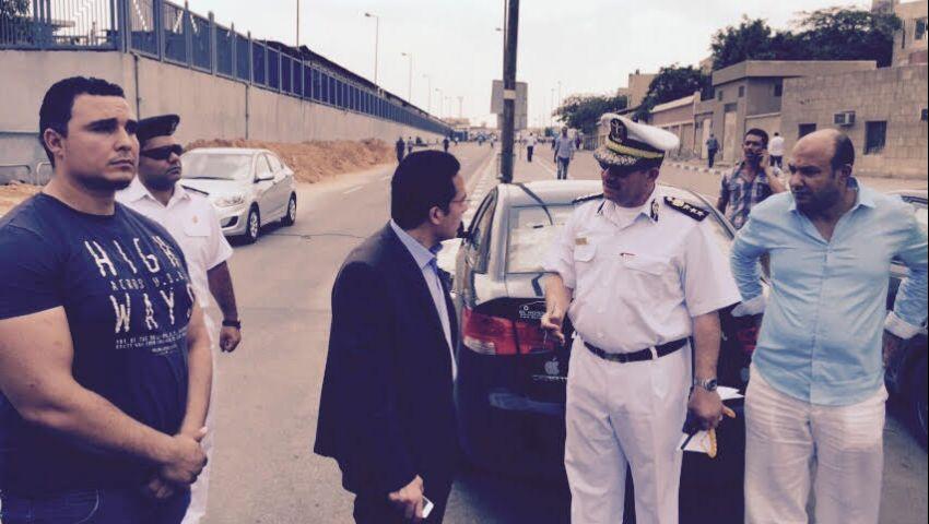 إجراءات أمنية مشددة بمطار القاهرة ﻻستقبال ضيوف حفل القناة