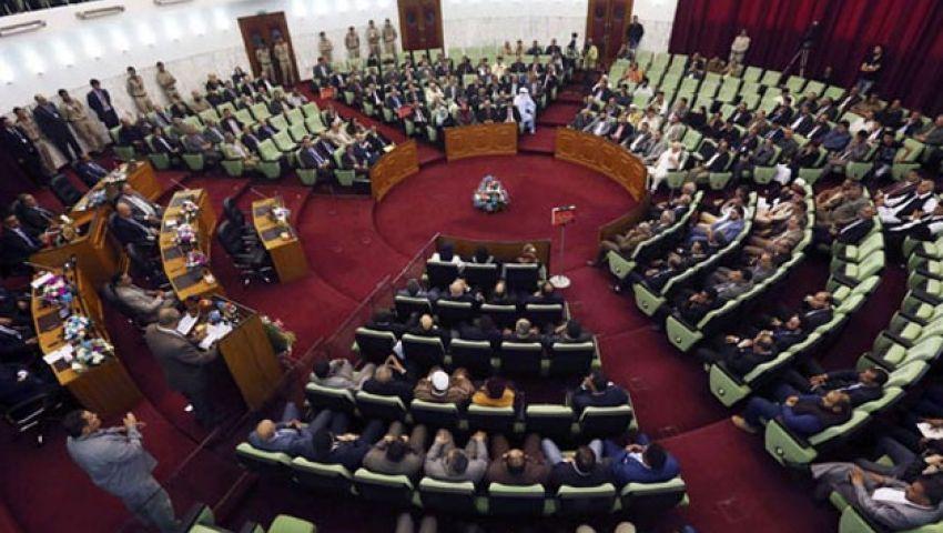 الناظوري يؤدي اليمين رئيساً لأركان الجيش الليبي