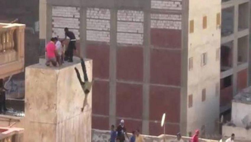 ضبط المتهم بإلقاء الأطفال من أسطح عقار بالإسكندرية