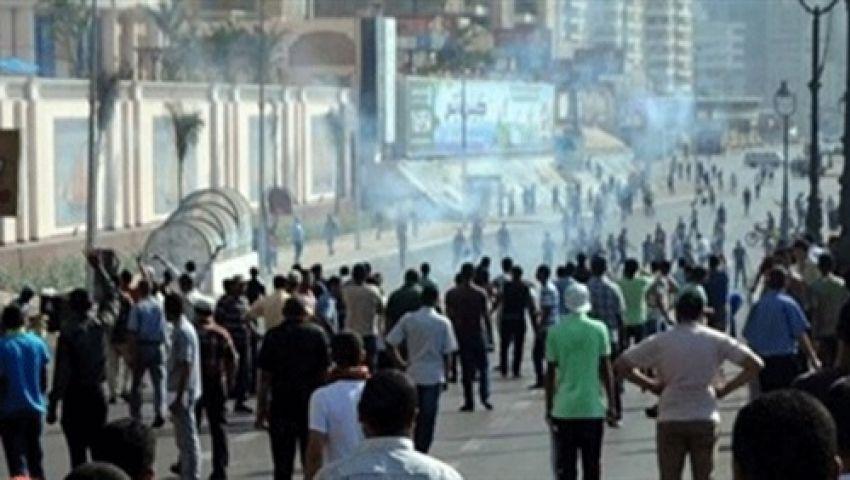رفع جلسة أحداث كفر الشيخ بعد مشادة بين الدفاع و القاضي