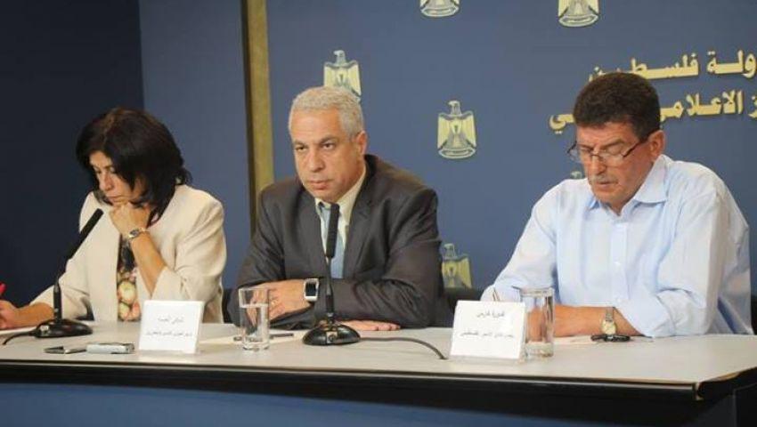 وزير الشؤون الاجتماعية في حكومة الوفاق يصل غزة