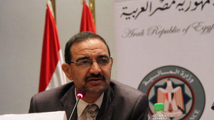 وزير المالية: لا حرق لمستندات بالوزارة
