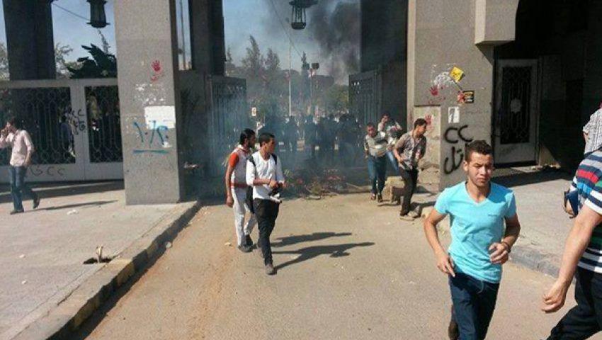 القبض على 41 طالبًا بجامعة الأزهر