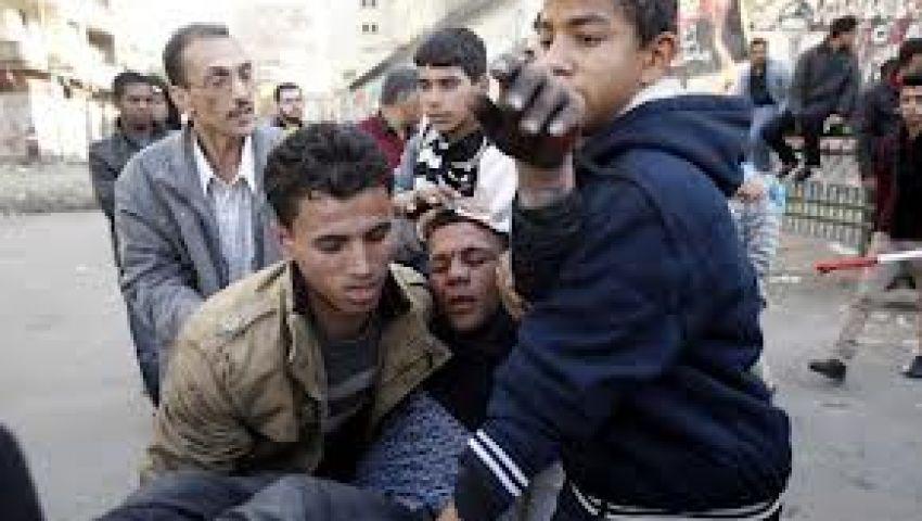 فيديو.. قتيل في الإسكندرية وارتفاع الإصابات لـ 85