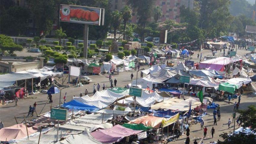معتصمو رابعة: سندافع عن الميدان بصدور عارية