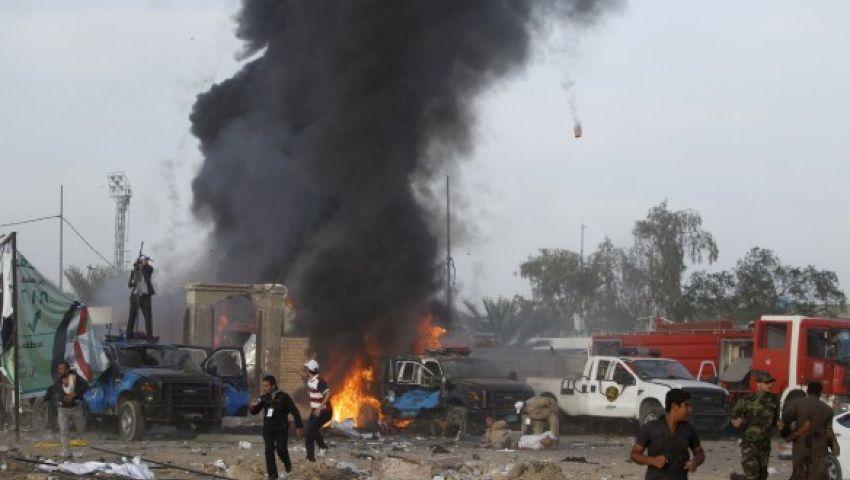 العراق تستعد للانتخابات التشريعية بالتفجيرات