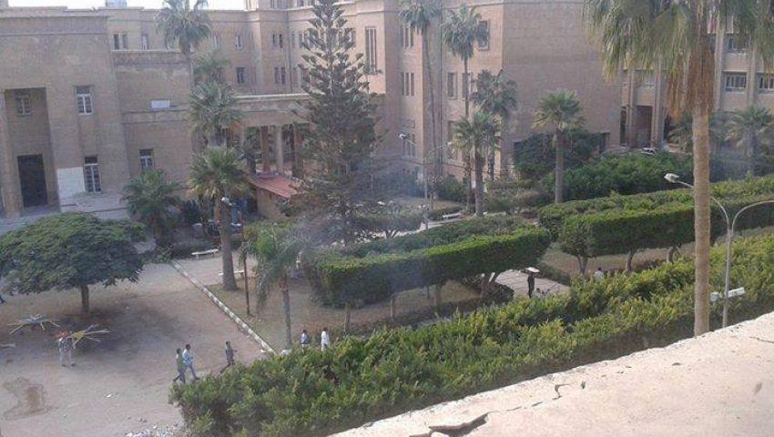 التحقيق في بلاغ يتهم حكمدار شرق بإطلاق الرصاص على طلاب هندسة الإسكندرية