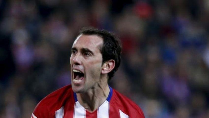 ميلان يرغب في ضم مدافع أتليتكو مدريد