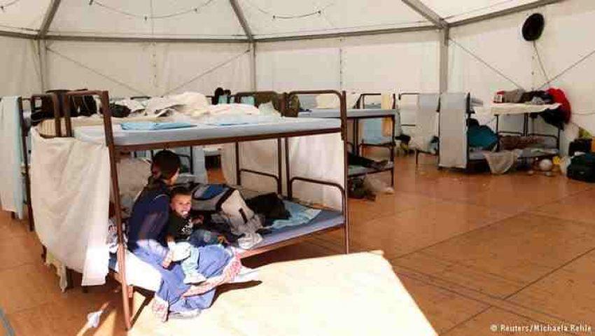150 هجوما على أماكن إيواء اللاجئين بألمانيا خلال 6 أشهر