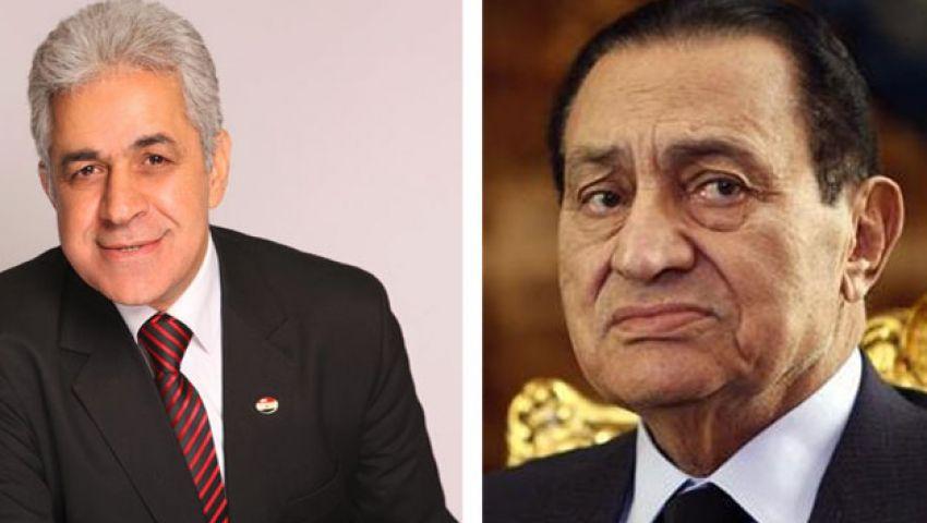 حملة صباحي: هجوم مبارك على مرشحنا وسام شرف