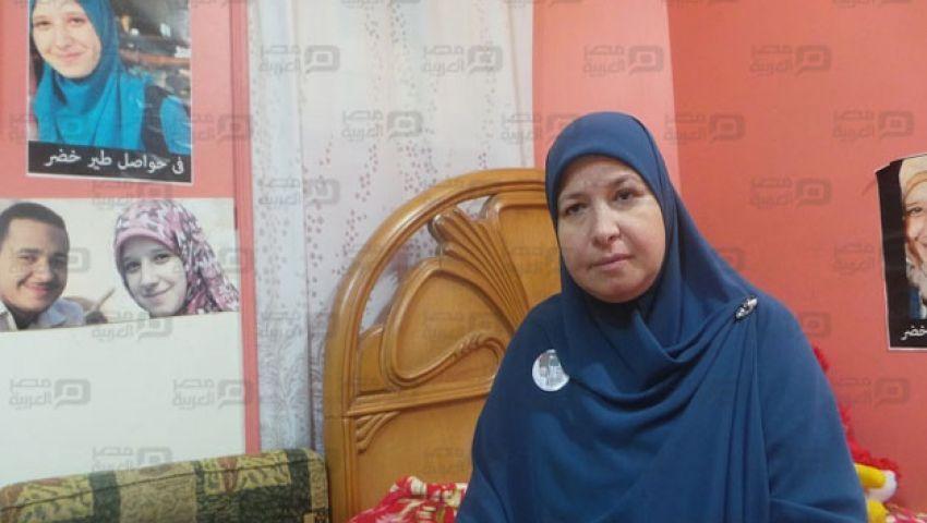 زوجة البلتاجي: سجناء العقرب يتعرضون لجرائم ضد الإنسانية