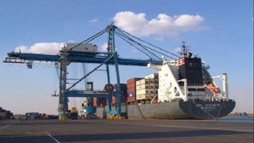 وصول 6400 طن بوتاجاز إلى ميناء الزيتيات