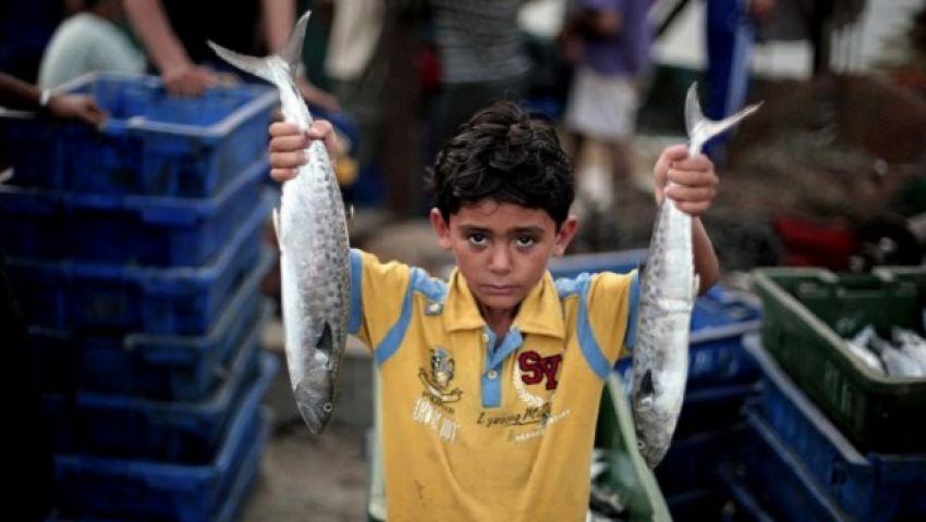 صيادو غزة يحلمون بأسماك المِيل الثاني عشر