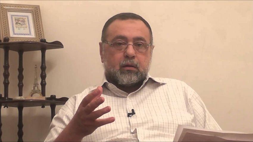 حريات الصحفيين تطالب الداخلية بإخلاء سبيل مجدي حسين