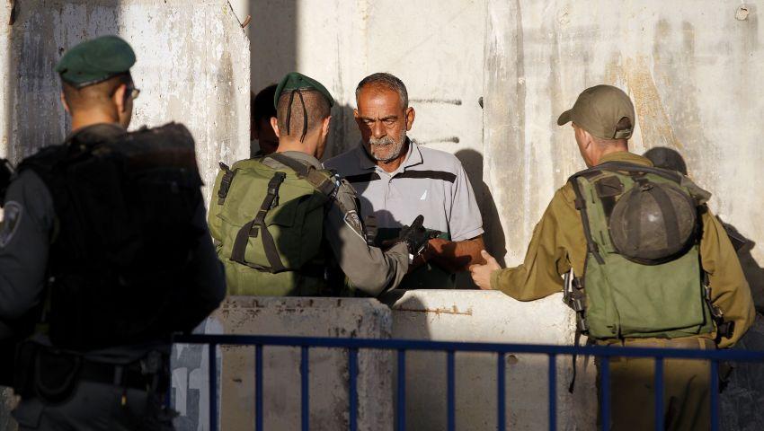 الاحتلال يغلق الأراضي الفلسطينية بمناسبة رأس السنة العبرية