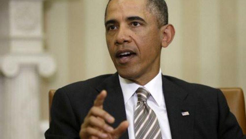 أوباما: الهجوم بأسلحة كيماوية في سوريا يهدد إسرائيل والأردن