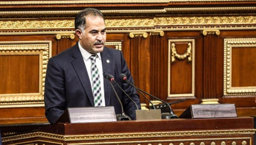 فيديو.. وهدان: أرفض اقتراح دعم مصر بنقل جلسة السيسي خارج النواب