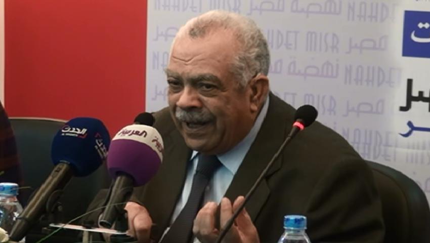 فيديو.. الكفراوى: التاريخ كفيل بتكريم أسامة الباز