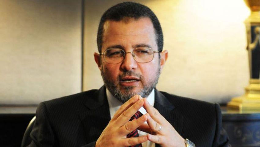 هشام قنديل يتقدم باستقالته إلى فخامة الرئيس مرسي