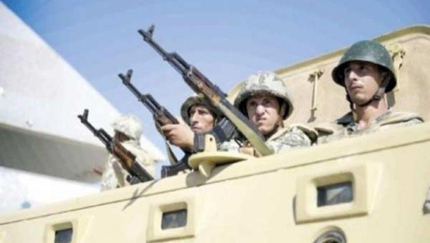 هجوم مسلح على نقطة للجيش بمدينة العريش