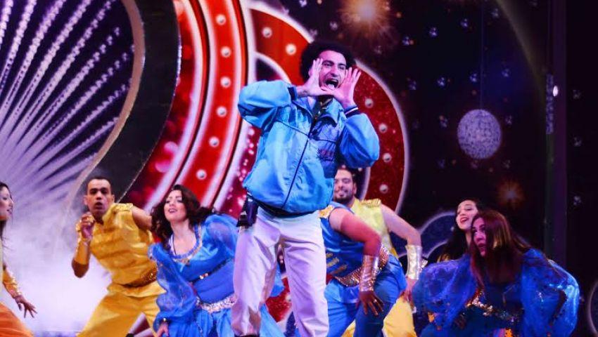 مشاهدة مسرح مصر الحلقة الـ 16 ليلة رأس السنة