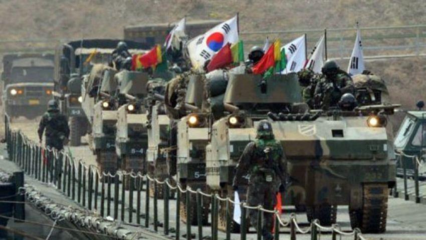 كوريا الشمالية أنتجت 900 مدرعة مطورة