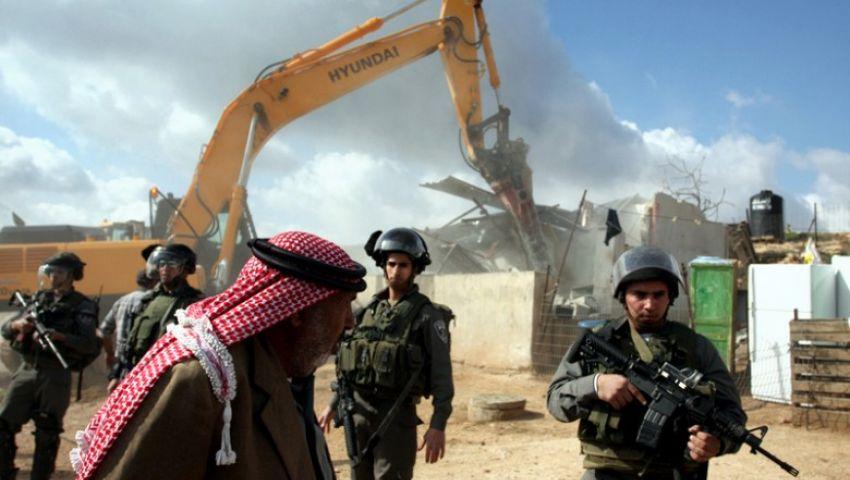 الاحتلال يهدم 523 منزلا فلسطينيا منذ بداية 2016