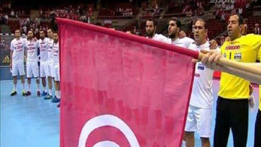 يد تونس يهزم مقدونيا .. وتلحق بمصر للأولمبياد