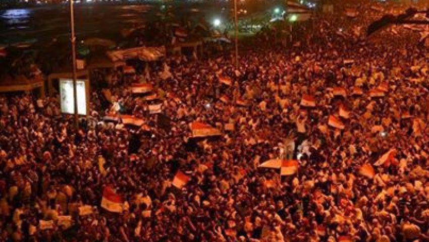 أنصار مرسي يواصلون تظاهراتهم بالإسكندرية