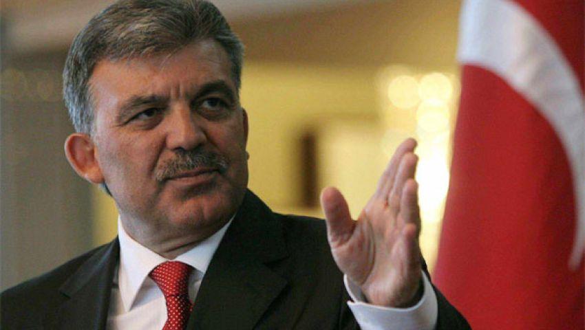 الرئيس التركي: الاستقرار في مصر مهم للعالمين العربي والإسلامي